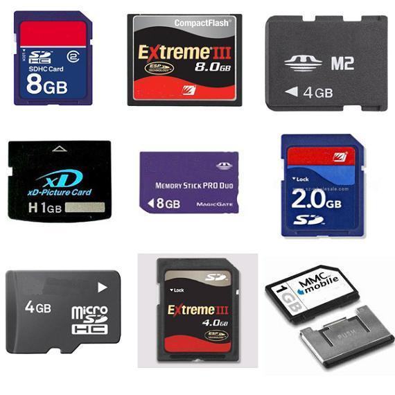 Recupero Dati Memory-Card, recupero dati sd, recupero dati mini sd