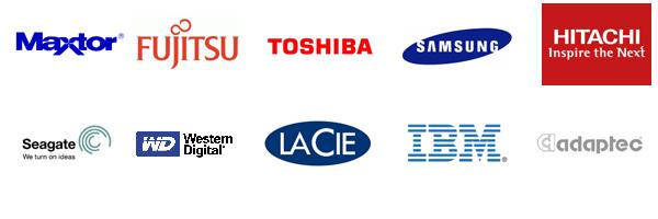 recupero dati hard disk maxtor, seagate, lacie, ibm, samsung, hitachi, fujitsu